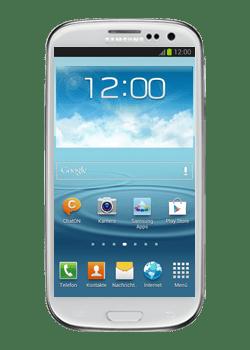 Samsung Galaxy S III - OS 4-1 JB
