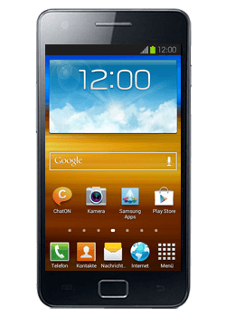Samsung Galaxy S2 mit Android 4.1