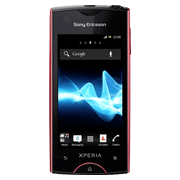 Sony Ericsson Xperia Ray mit OS 4 ICS