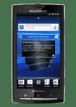 Sony Ericsson Xperia X10