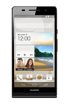 Toestelhulp Huawei | Ascend P6 (Model P6-U06) | Telfort
