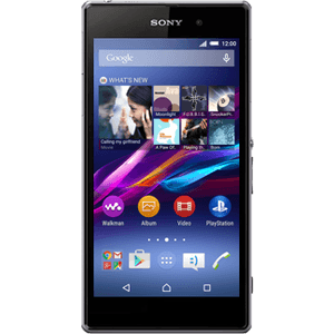 Check for/install software update | Sony Xperia Z1s | T-Mobile Support